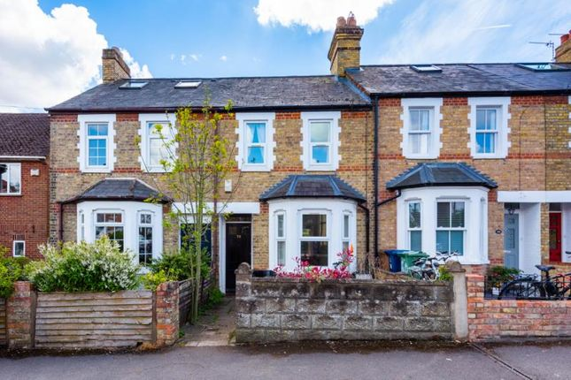 Thumbnail Terraced house for sale in Harpes Road, Oxford, Oxfordshire