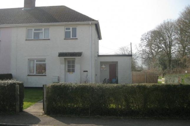 Thumbnail Semi-detached house to rent in Wessex Avenue, Shillingstone, Blandford Forum