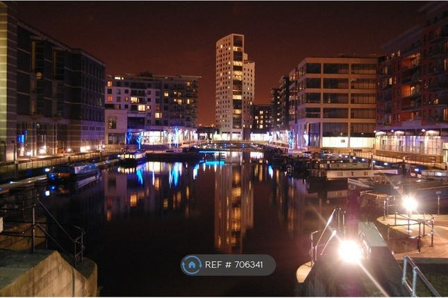 Thumbnail Flat to rent in La Salle Chadwick Street Clarence Dock, Leeds, West Yorkshire
