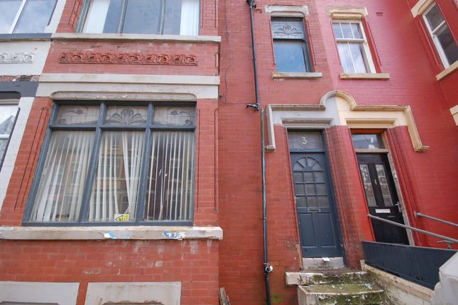9 bed terraced house for sale in Lonsdale Road, Blackpool FY1