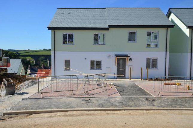 2 bed semi-detached house for sale in Woodgate, Off Western Avenue, Liskeard, Cornwall