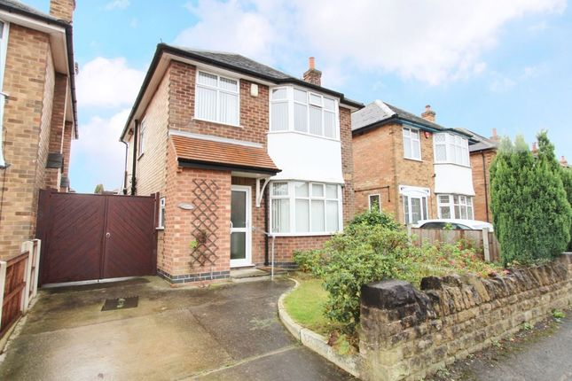 3 bed detached house for sale in Heckington Drive, Wollaton, Nottingham