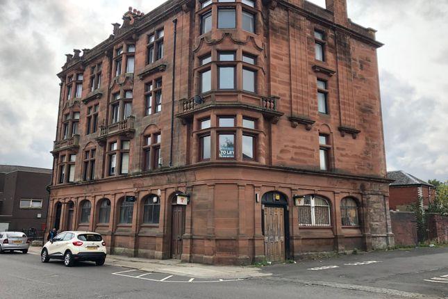 Thumbnail Flat to rent in King Street, Paisley