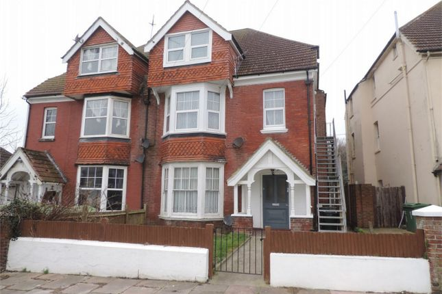 Thumbnail Flat for sale in Fairmount Road, Bexhill On Sea, East Sussex