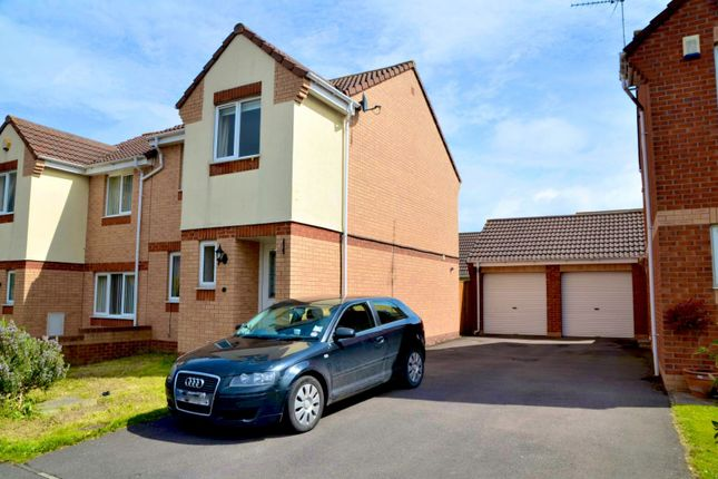Thumbnail Semi-detached house to rent in Arrowsmith Drive, Stonehouse