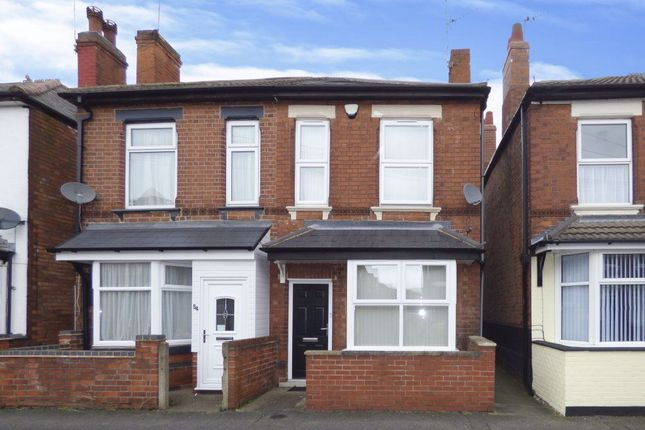 Thumbnail Semi-detached house to rent in Lawrence Street, Long Eaton