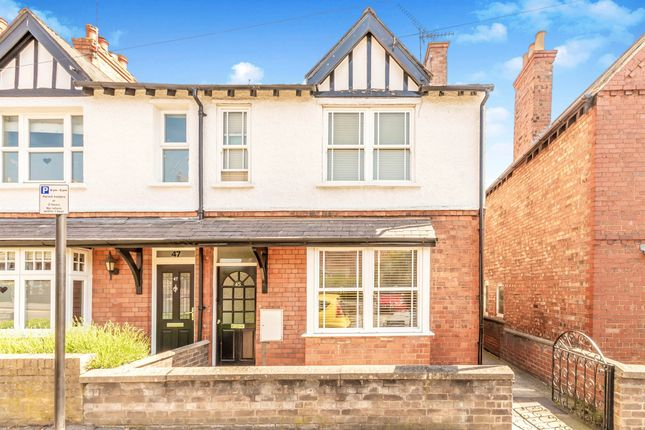 Thumbnail Semi-detached house for sale in Conduit Road, Stamford