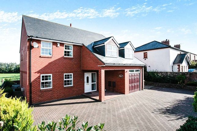 Thumbnail Detached house for sale in Monkhill, Burgh-By-Sands, Carlisle