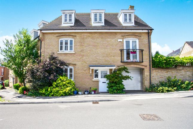 Thumbnail End terrace house for sale in Gateway Gardens, Ely
