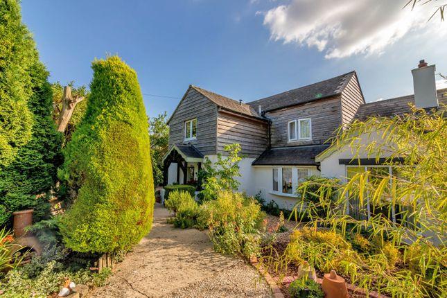 Thumbnail Detached house for sale in Bushton, Swindon