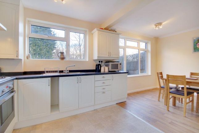 Thumbnail Semi-detached house for sale in Grange Court Drive, Bexhill