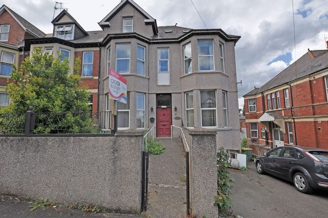 Thumbnail Semi-detached house for sale in Development Opportunity, Llanthewy Road, Newport