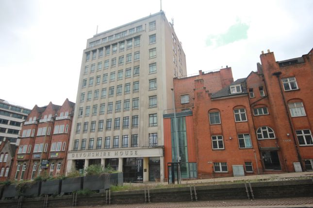 Thumbnail Flat to rent in Devonshire House, Great Charles Street Queensway, Birmingham