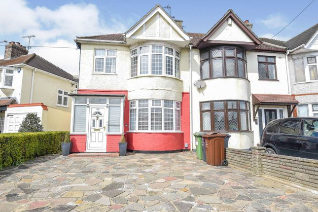 3 bed semi-detached house for sale in Lincoln Avenue, Romford RM7
