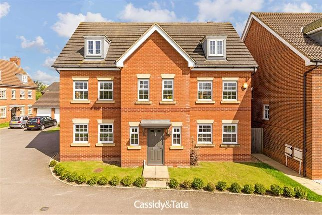 Thumbnail Detached house to rent in The Runway, Salisbury Village, Hertfordshire