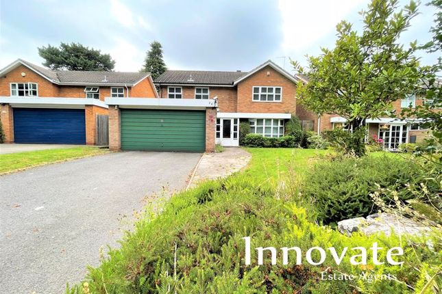 Thumbnail Detached house to rent in Norfolk Road, Edgbaston, Birmingham