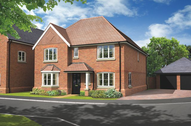 """Thumbnail Property for sale in """"The Orchard"""" at Basingstoke Road, Spencers Wood, Reading"""