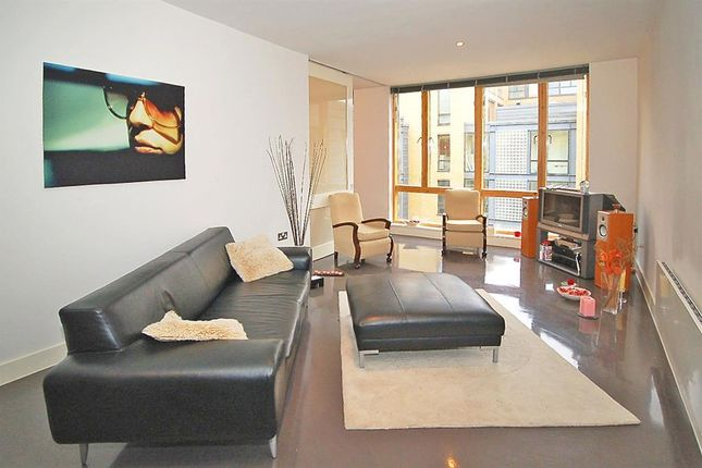 Thumbnail Flat to rent in Drysdale Street, Shoreditch