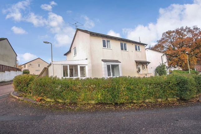 Thumbnail Detached house for sale in Stoke Meadow Close, Exeter
