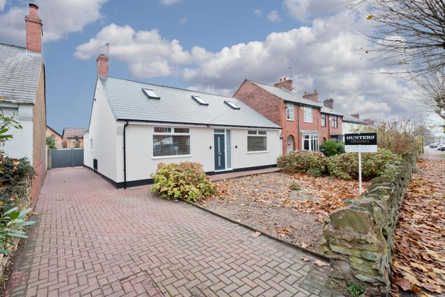 Thumbnail Detached bungalow for sale in 19 Springfield Avenue, Ashgate, Chesterfield