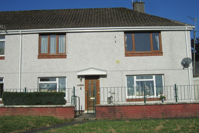 Thumbnail Maisonette for sale in Western Drive, Gilfach