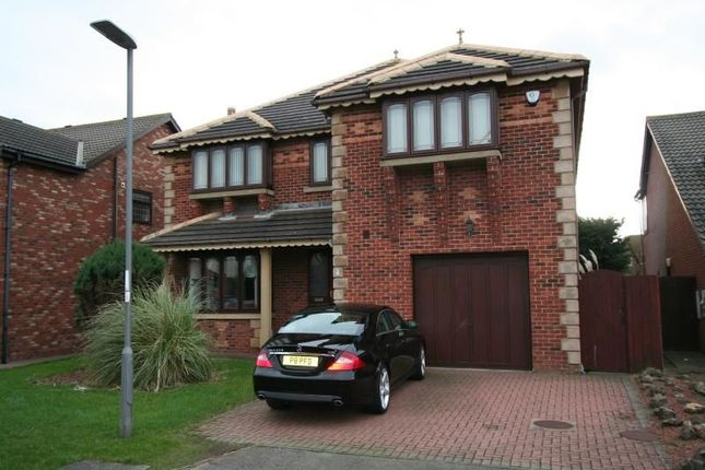 Thumbnail Detached house for sale in Endeavour Close, Seaton Carew, Hartlepool