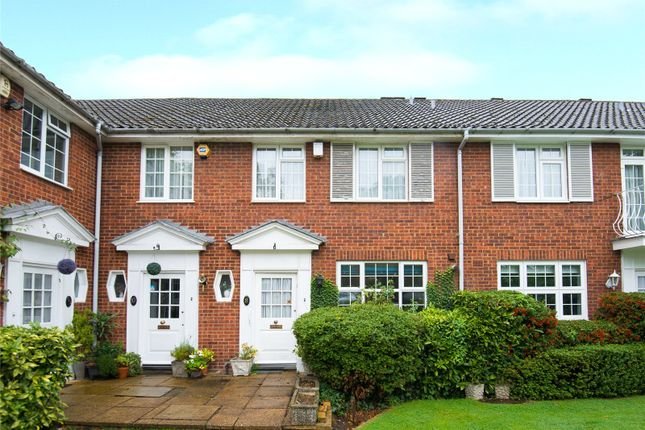 3 bed terraced house for sale in Sunningdale Close, Stanmore
