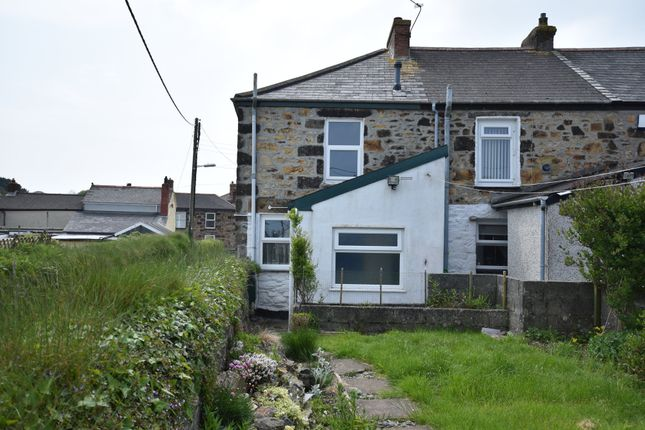 Thumbnail Cottage for sale in Scowbuds, Tuckingmill, Camborne, Cornwall