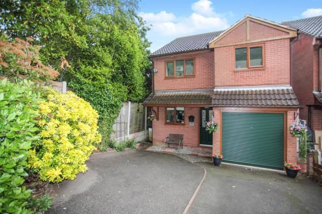 Thumbnail Detached house for sale in Salters Lane, Tamworth, Staffordshire, England