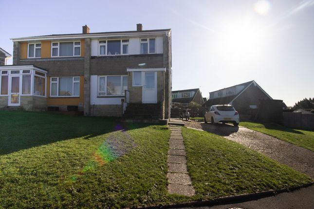 Thumbnail Semi-detached house for sale in Greenlands Road, East Cowes, Isle Of Wight