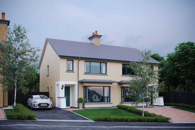 Thumbnail Semi-detached house for sale in Crawfords Farm, Bangor West, Bangor