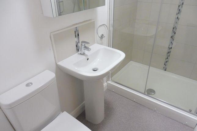 Shower Room of Newton Road, Burton-On-Trent DE15