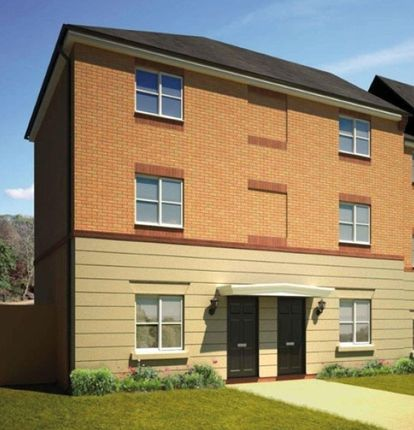 "Thumbnail Duplex for sale in ""The Mayfair "" at Upton Drive, Burton-On-Trent"