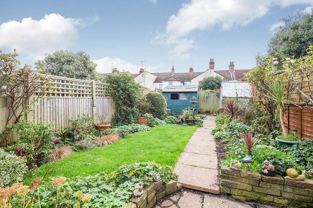Thumbnail Terraced house to rent in Guildford Road, Worthing