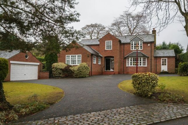 Thumbnail Detached house for sale in Bucklow View, Bowdon, Altrincham