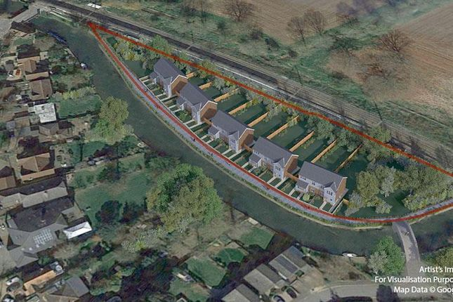 Thumbnail Land for sale in High Street, Roydon, Harlow