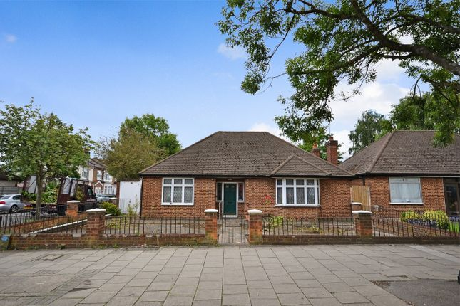 Thumbnail Detached bungalow for sale in Harrow Road, Wembley, Middlesex