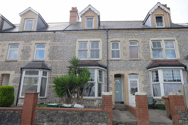 Thumbnail Terraced house for sale in Courtney Road, Barry, Vale Of Glamorgan