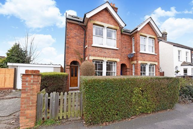Thumbnail Semi-detached house for sale in Yetminster Road, Farnborough