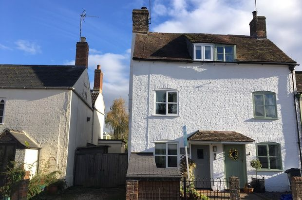 Thumbnail Terraced house for sale in The Street, Gloucester