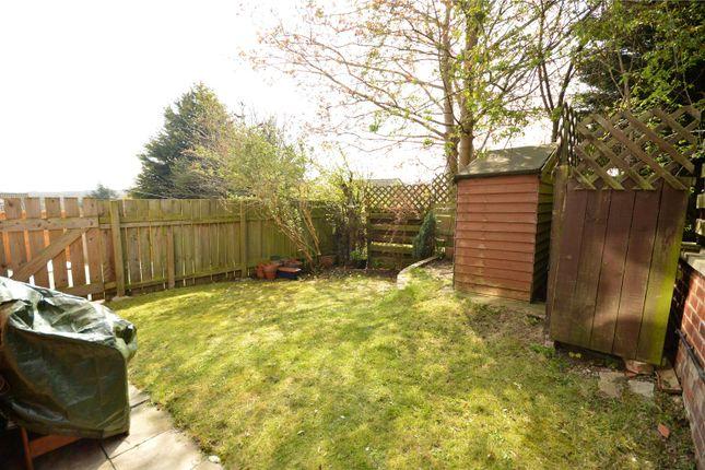 Rear Garden of Abbeydale Mount, Kirkstall, Leeds LS5