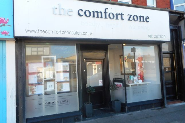 Thumbnail Office for sale in 91 Park Road, Hartlepool