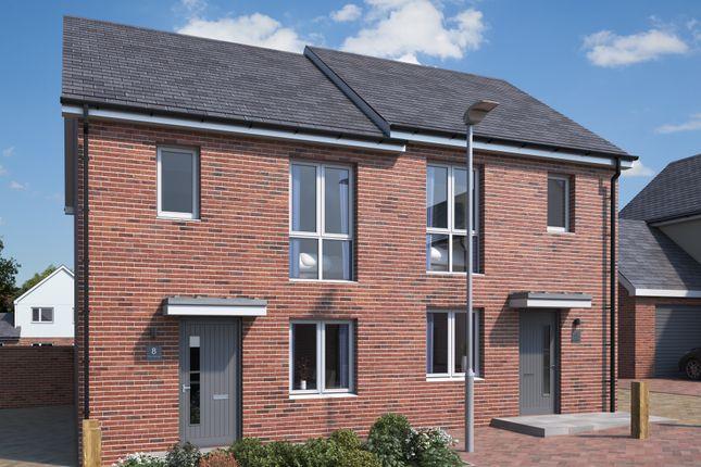 Thumbnail Terraced house for sale in Plot 144, High Tree Lane, Tunbridge Wells