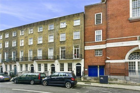 Thumbnail Flat for sale in Burton Street, London
