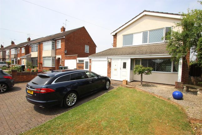 Thumbnail Detached house for sale in Ansty Road, Wyken, Coventry