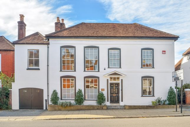 Thumbnail Town house for sale in Cow Lane, Castle Street, Portchester, Fareham