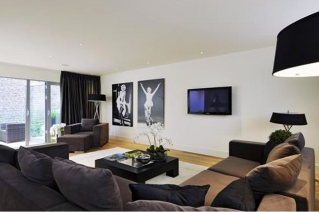 Thumbnail Terraced house to rent in Lancaster Gate, London