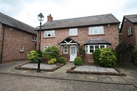 Thumbnail Detached house to rent in Millfield Lane, Tarporley