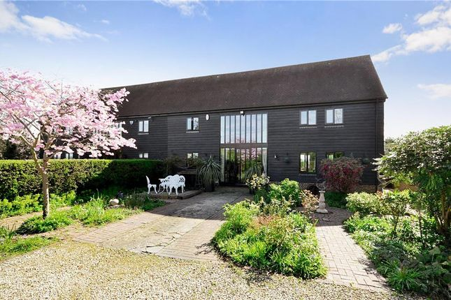 4 bed barn conversion for sale in Lower Twydall Lane, Gillingham, Kent