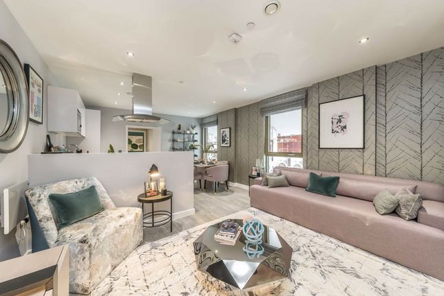 Thumbnail Flat for sale in Stockwell Road, Brx, Stockwell Road
